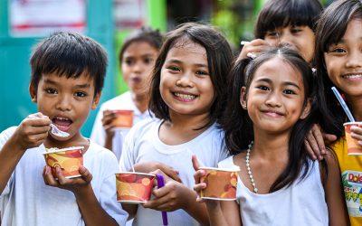 Vielfältiger Nutzen der Aktion Reissack