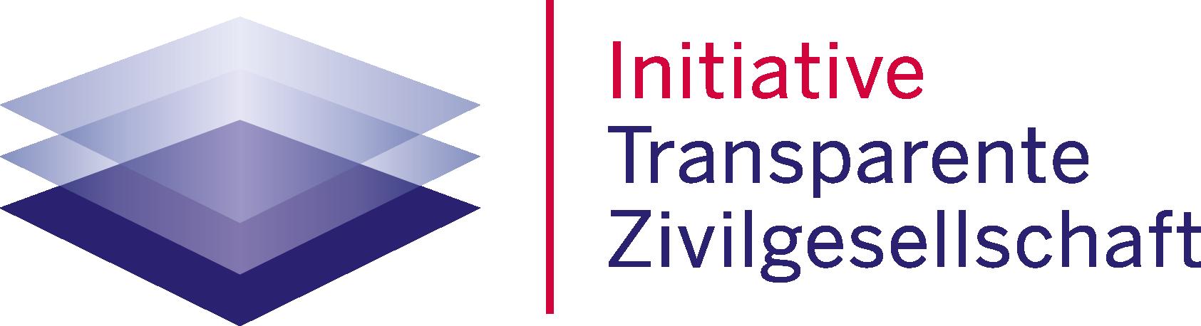 Logo Transparente Zivilgesellschaft - Transparenz