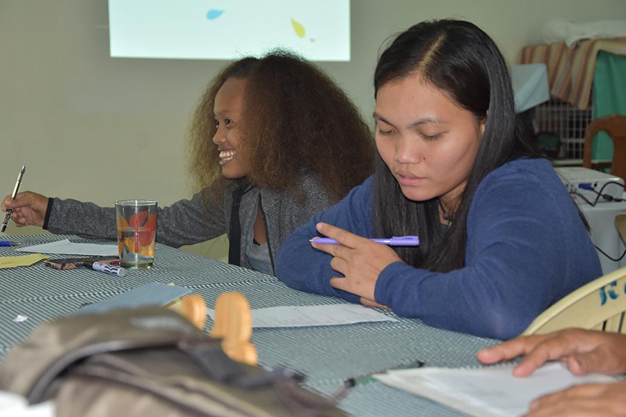 Hausmüttertraining 9 - Rotary Club Jülich leistet erheblichen Beitrag zur Weiterentwicklung des Kinderdorfs