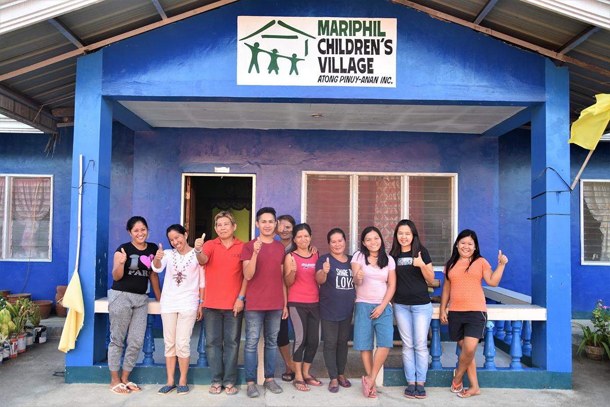 Hausmüttertraining 10 - Rotary Club Jülich leistet erheblichen Beitrag zur Weiterentwicklung des Kinderdorfs