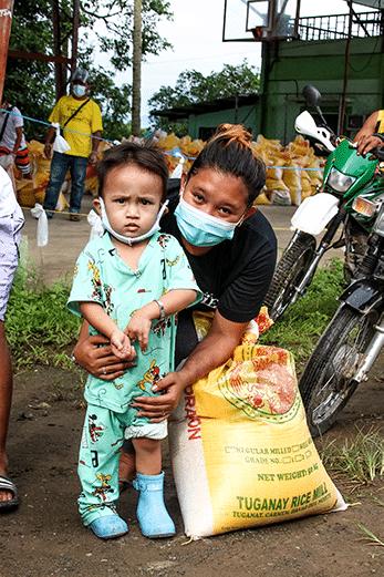 Reissack 2020 1 - Rekordergebnis schenkt vielen tausend Menschen ein hungerfreies Weihnachtsfest